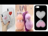DIY Phone Case Life Hacks! 5 Phone DIY Projects &amp Popsocket Crafts!