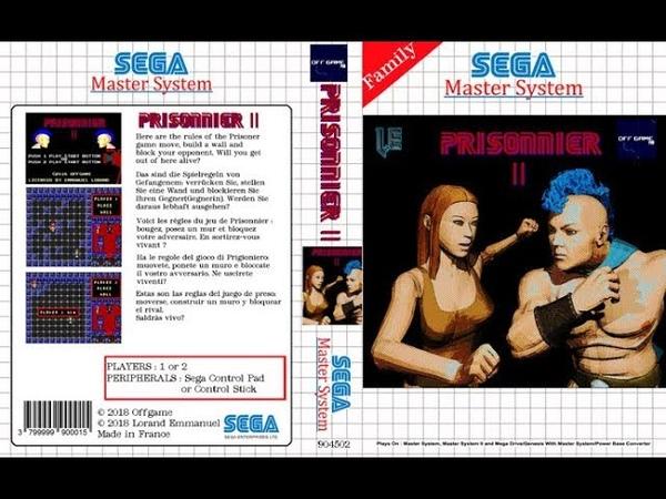 Prisonnier II — игра для Sega Master System, в которой можно замуровать оппонента