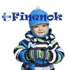 Finenok детская одежда из Финляндии.