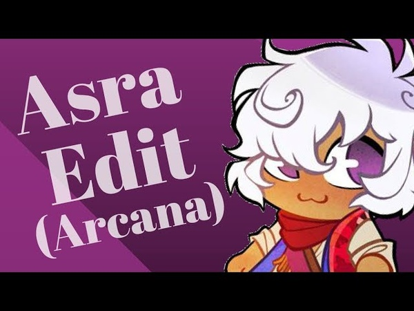 Asra Edit (the arcana)    Location