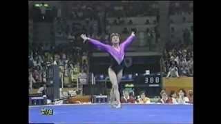 Elena Chouchounova Seul 88 Suelo Final Individual