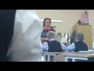 Училка орёт на детей, обзывая их