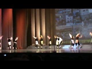 Танец хасидских евреев БКЗ Октябрьсский 16 мая 2010г. 25 лет Калинке