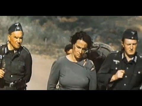 Советский военный фильм Чёрная берёза Soviet military film Black birch