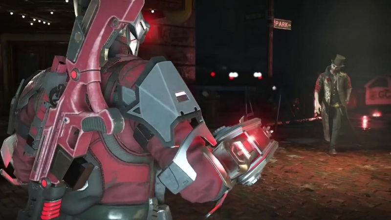 Injustice 2 - Deadshot Vs Joker - All Intro-Outros, Clash Dialogues, Super Moves