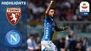 Torino 1-3 Napoli Insigne Grabs Brace to Secure Napoli Win! Serie A