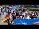 Überall Demos Der Kaiser ist nackt oder Merkel muss weg am 23 04 2018 Mainstream schweigt