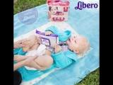 День защиты детей - каждый день вместе с Libero!