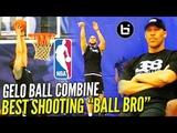 Is LiAngelo Ball GOOD ENOUGH?! NBA Pre Draft Combine Shooting Performance!