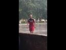 Прогулялся под дождем кадеты суворовцы армия