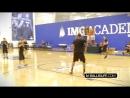 NBA Pre Draft Combine Shooting Performance!