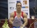 Yuri Van Gelder (NED), Maribor 2008, Rings: 1st
