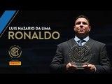 RONALDO Nazario da Lima  Interview  Inter Hall of Fame 2018