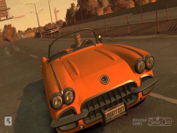 GTA 4 - Смертельное столкновение