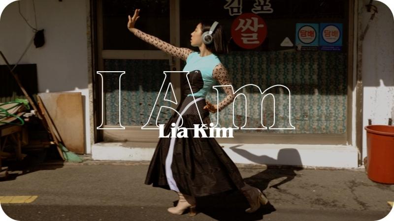 I AM, LIA KIM