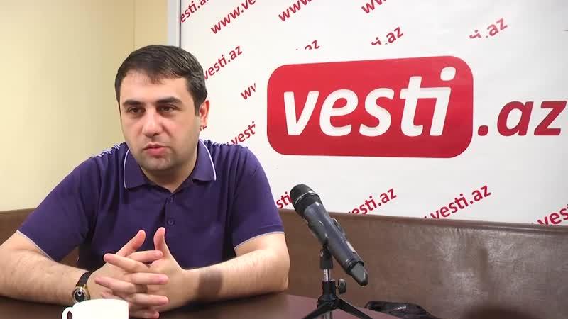 Сабир Ахмедов - Интервью Vesti.az [Бакинская музыка] (2017)