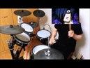 【Tokyo Ghoul】【OP】-Unravel FULL-【drum cover】【叩いてみた】