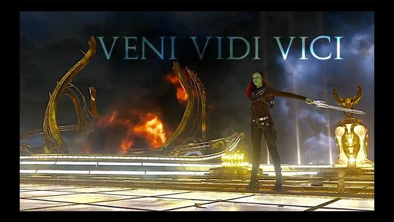 Veni, Vidi, Vici | MARVEL