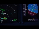AFL519 A-320 взлет из Шереметьево UUEE-OMDB