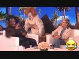 P.Diddy сказал, что не боится клоунов, но тут же доказал обратное