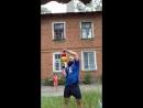 Жим Знаменского 16 12кг