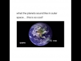 planet space sounds