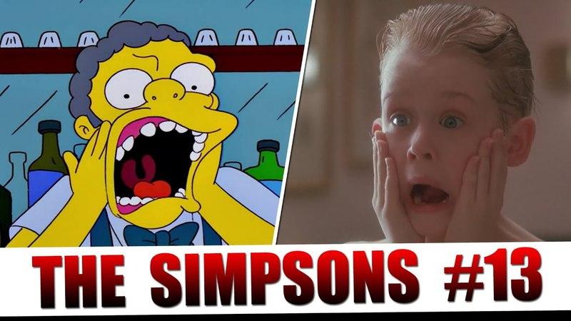The Simpsons Tribute to Cinema: Part 13