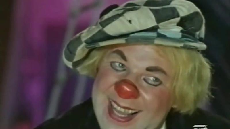 "Мозель и Рощин, клоунада ""Бокс"" 1972 HD"