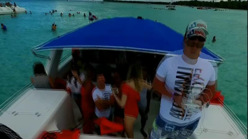 Доминикана! Остров Саона, фрагмент из фильма.