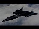 «Lockheed SR-71 Blackbird». ЧЕРНЫЙ ДРОЗД. Сверхзвуковой разведчик