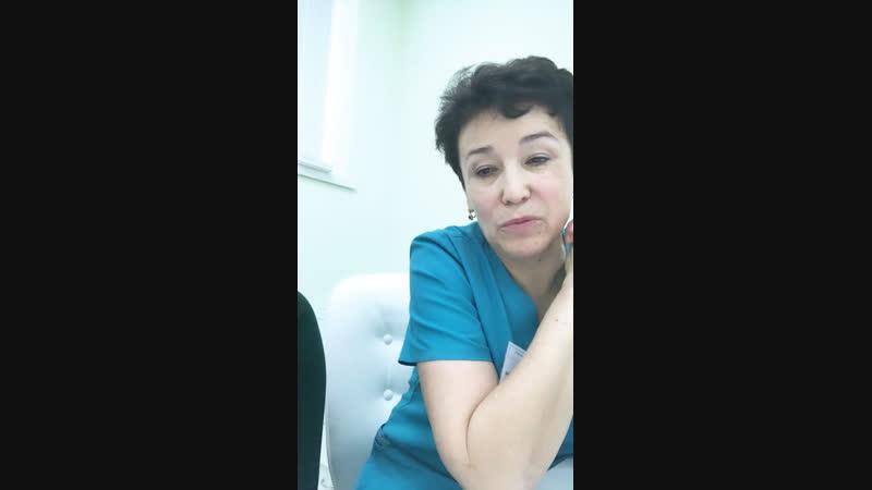 Прямой эфир с гинекологом 18.01.2019