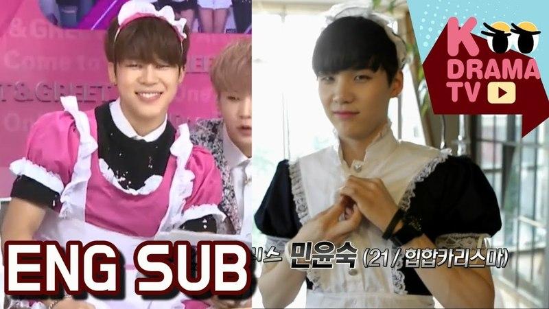 방탄소년단 멤버별 여장 모음 | BTS Dress As Girls Compilation (Eng Sub)