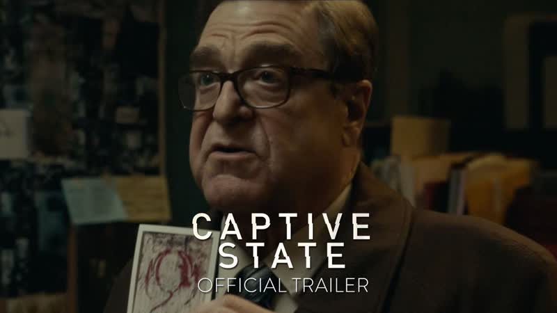 Земля в осаде Captive State.Трейлер (2018) [1080p]