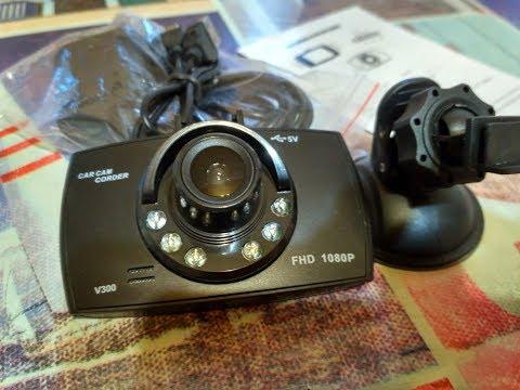 Full HD 1080 P Видеорегистратор для автомобиля Камера g30 140 градусов