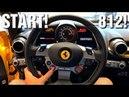 Je démarre la toute nouvelle Ferrari 812 Superfast!