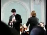 Танеев Канцона для кларнета и струнных