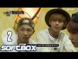 [Озвучка SOFTBOX] BTS American Hustle Life 02 эпизод