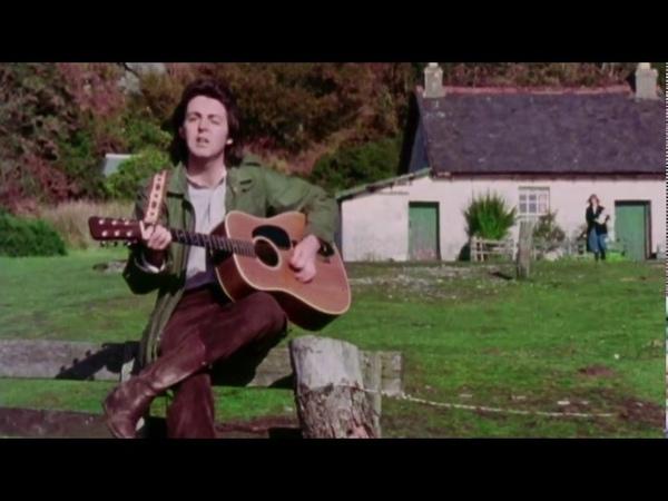 Paul McCartney Wings Mull of Kintyre HD 1080p