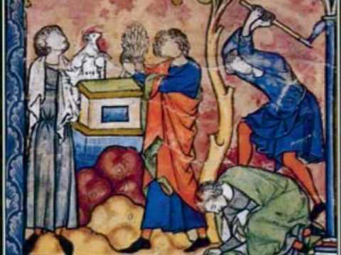 Ambrosian chant Ecce quam bonum et jocundum