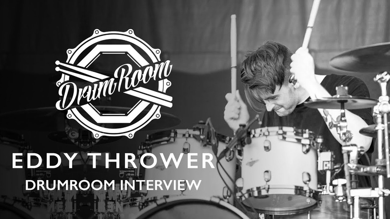 Eddy Thrower DrumRoom Interview