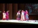 Выступление ансамбля Матица г Череповец