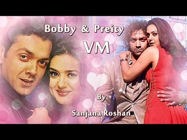 Bobby Deol and Preity Zinta - VM | Happy Birthday Preity Zinta || Dhan Tan Tan | Kunal Ganjawala