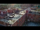 Abandoned Rundown Hospital The Fountains in Alabama