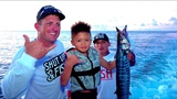 Wahoo in Guam! Catch Clean Cook SHUT UP and FISH