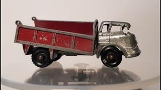 MATCHBOX Restoration No 3b Bedford Tipper Truck 1961