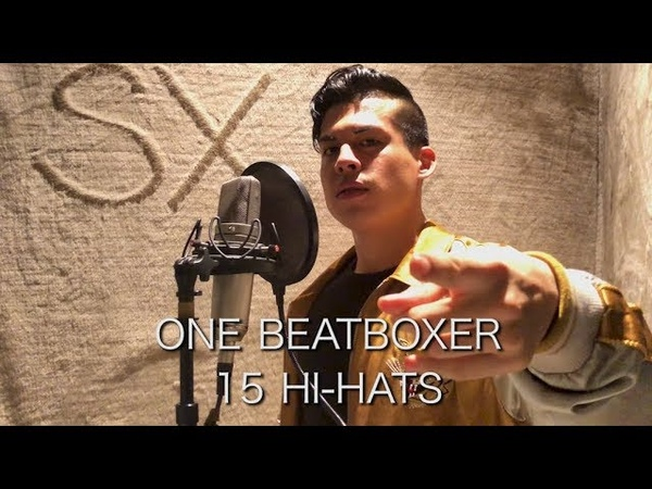 One Beatboxer, 15 Hi-Hats