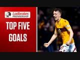 Turnbulls Rocket Winner and Edouards Opener! _ Top 5 Goals (Week 12) _ Ladbrok
