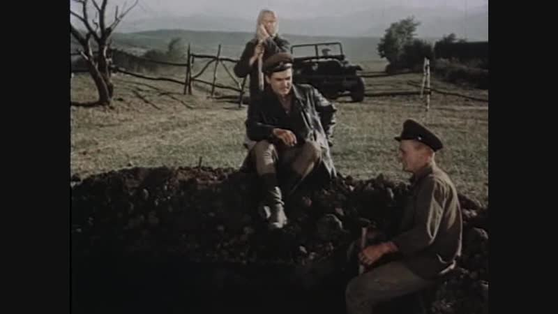 КАВАЛЕР ЗОЛОТОЙ ЗВЕЗДЫ (1950) - военная драма. Юлий Райзман 1080p