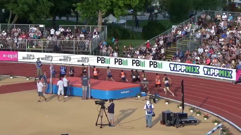 1000m férfi Gyulai Memorial 2018.07.02 Székesfehérvár