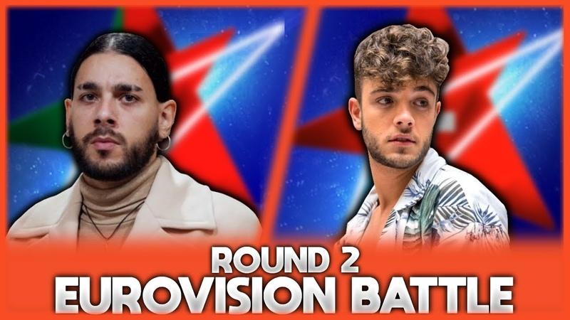 Eurovision 2019 - Battle Round 2 - PORTUGAL VS SWITZERLAND 🇵🇹🇨🇭 (Voting Closed)